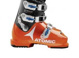 Atomic  Г/л ботинки WAYMAKER JR R3 Orange/Black/Blue 22,5