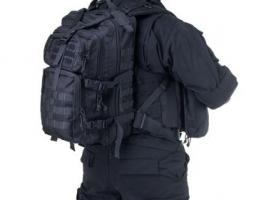 Рюкзак 3P Tactical Backpack Black BP-02-BK, 40 л